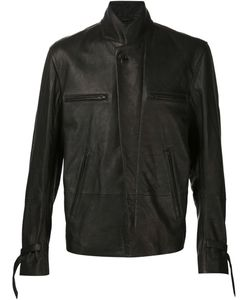 Ann Demeulemeester | Front Zip Flyers Jacket Medium