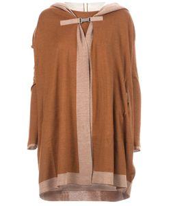 Maison Ullens | Hooded Cardi-Coat