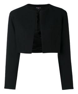Paule Ka | Cropped Open Front Jacket