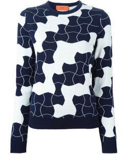 Coperni Femme   Intarsia Knit Sweater