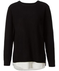 Unif | Two-Tone Ribbed Sweater