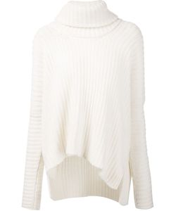 Urban Zen | Ribbed Roll Neck Sweater
