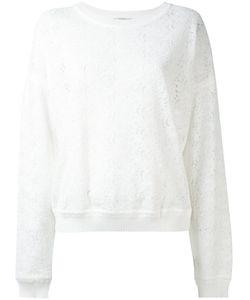 Essentiel Antwerp | Noumea Knitted Lace Sweater