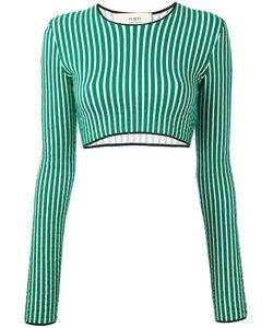 Ports | 1961 Striped Cropped Sweater