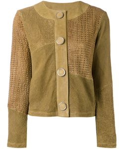 Drome   Perforated Jacket S