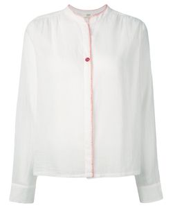 Vanessa Bruno Athé | Band Collar Shirt Size
