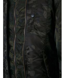Facetasm | Oversized Bomber Jacket