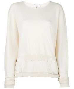 Lost And Found Rooms | Shredded Trim Jumper Women