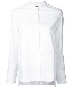 Bassike | Boxy Tailored Shirt 10