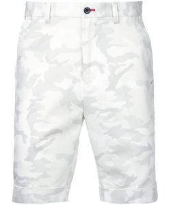 Loveless | Camouflage Bermuda Shorts 3