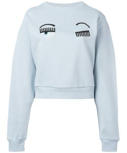 Chiara Ferragni | Flirting Sweatshirt Eyes Size Small