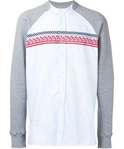 Casely-Hayford | Sweatshirt-Style Shirt S