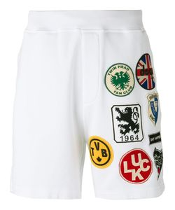 Dsquared2 | Track Shorts Small Cotton