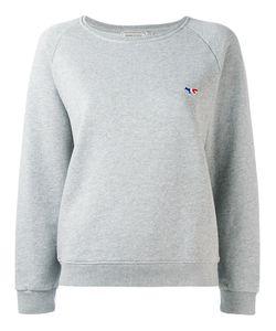 Maison Kitsuné | Embroidered Logo Sweatshirt