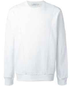 Givenchy | Star Patch Paneled Sweatshirt Xl Cotton/Polyester
