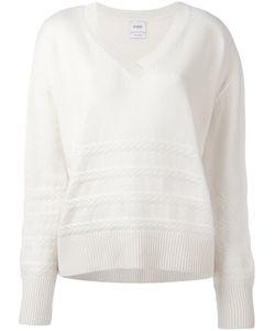 Barrie | V-Neck Sweater Size Medium