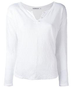 Transit | Button Collar T-Shirt Size 4