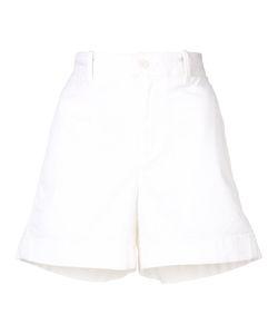Vince | High-Rise Mini Shorts 8