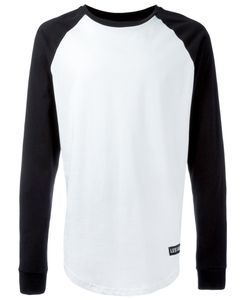 Les ArtIsts | Les Artists Back Print Raglan Top Size Medium