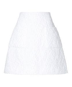 Delpozo | Embroidered Skirt