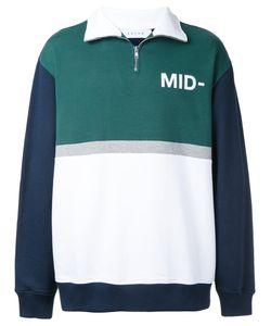 Futur | Mid-Nighters Zip-Neck Sweatshirt Size Medium