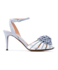 L'Autre Chose | Tangled Applique Sandals