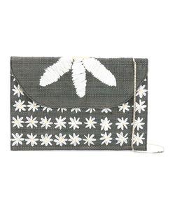 Serpui | Daisy Embroidered Shoulder Bag