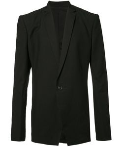 Julius | Structured Shoulder Blazer Size