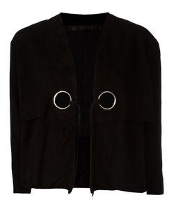 Drome | Drawstring Cropped Jacket Small