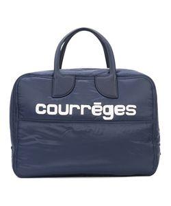 Courrèges   Logo Holdall