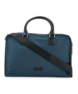 Cerruti | 1881 Trim Detail Weekender Bag Calf