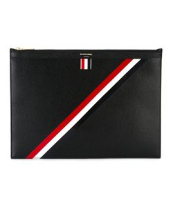 Thom Browne | Diagonal Stripe Document Holder