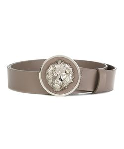 Versus | Lion Head Plaque Belt