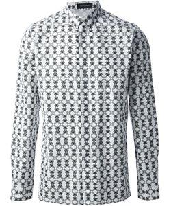 Kris Van Assche | Geometric Print Shirt