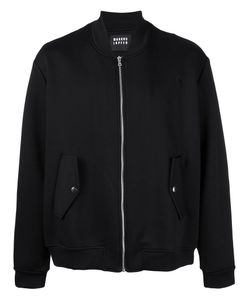 Markus Lupfer | Embroidered Bomber Jacket Size Medium