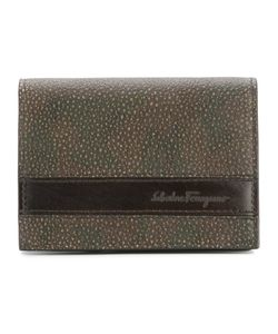 Salvatore Ferragamo | Flip-Cover Card Holder Leather