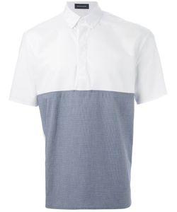 Kris Van Assche | Contrast Panel Shirt