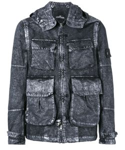 Stone Island Shadow Project | Pockets Denim Jacket
