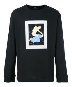 Raf Simons | Printed Sweatshirt M