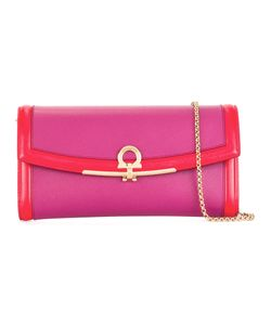 Salvatore Ferragamo | Gancio Buckle Clutch