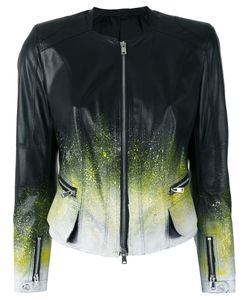 Sylvie Schimmel | Ink Splatter Jacket 40