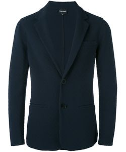 Giorgio Armani   Textured Blazer 46