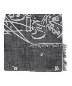Thamanyah | Bleach Print Scarf