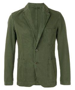Aspesi | Three Button Blazer Size Xl