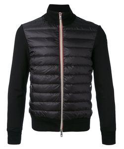 Moncler   Padded Front Zip Sweatshirt Men