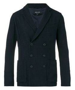 Giorgio Armani | Double-Breasted Blazer Size 52