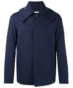 Mackintosh | Button-Up Hooded Jacket 46