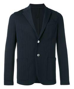Harris Wharf London | Contrast Button Blazer Size