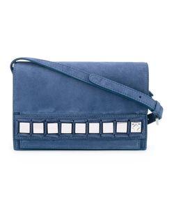 Tomasini   Square Applique Shoulder Bag Women