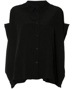 Y's   Fla Blouse 2 Polyester/Triacetate